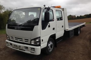 Recovery Truck - Recovery Vehicle - Used