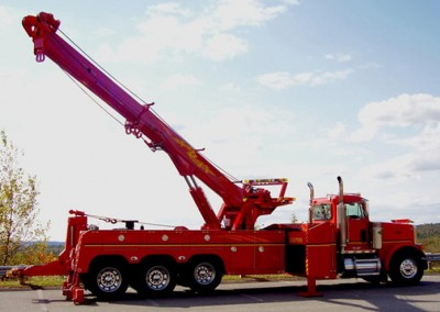 Recovery Truck - Recovery Vehicle - Heavy Recovery