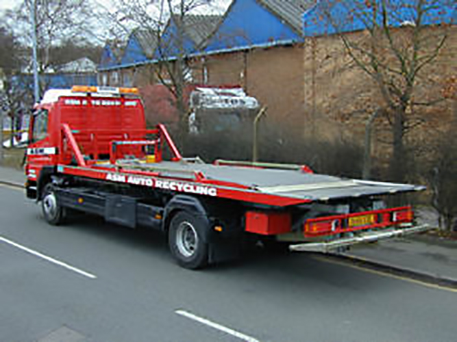 New Recovery Truck - Recovery Vehicle - Twin Deck